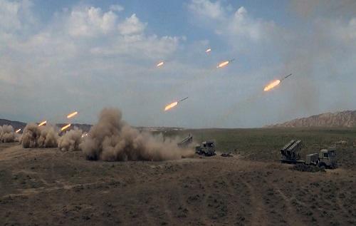 Тиханский: Ракетные войска и артиллерия Азербайджана…