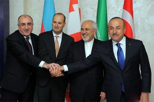 Baku & Co «высылают» Армению из региона - Арцруни