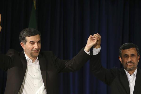 احمدینژادین ان یاخین آدامی حبس ائدیلدی