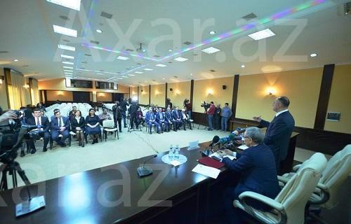 QTA sədri undan danışdı: İstənilən şəxslə debata hazıram