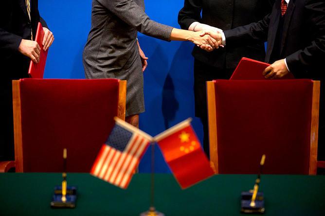 Трамп спровоцировал конфликт с Китаем из-за Тайваня