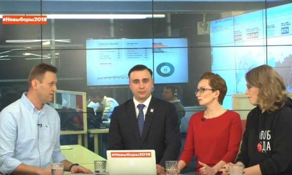 Навальный разоблачил Собчак: ей предложили «огромные деньги»