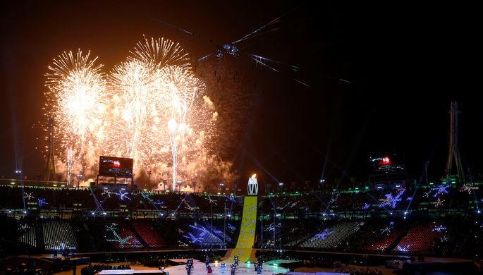 Паралимпийские игры 2018 года объявлены закрытыми