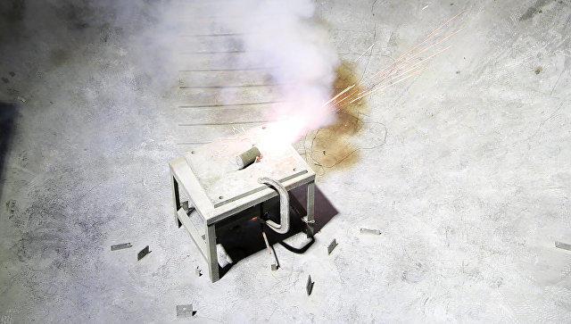 Создана граната, делающая танки невидимыми для ракет