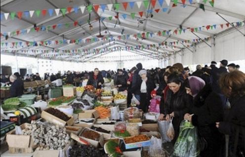 Novruz bazarlığını buradan edin – Qiymətlər