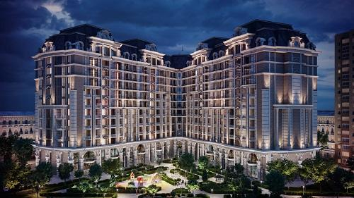 Bakının tam mərkəzində 3800 m² həyət harada var? –
