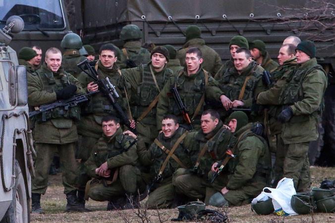 Путин призвал резервистов в армию