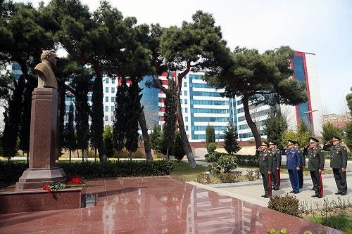 Руководство МО посетило военный госпиталь - Фото