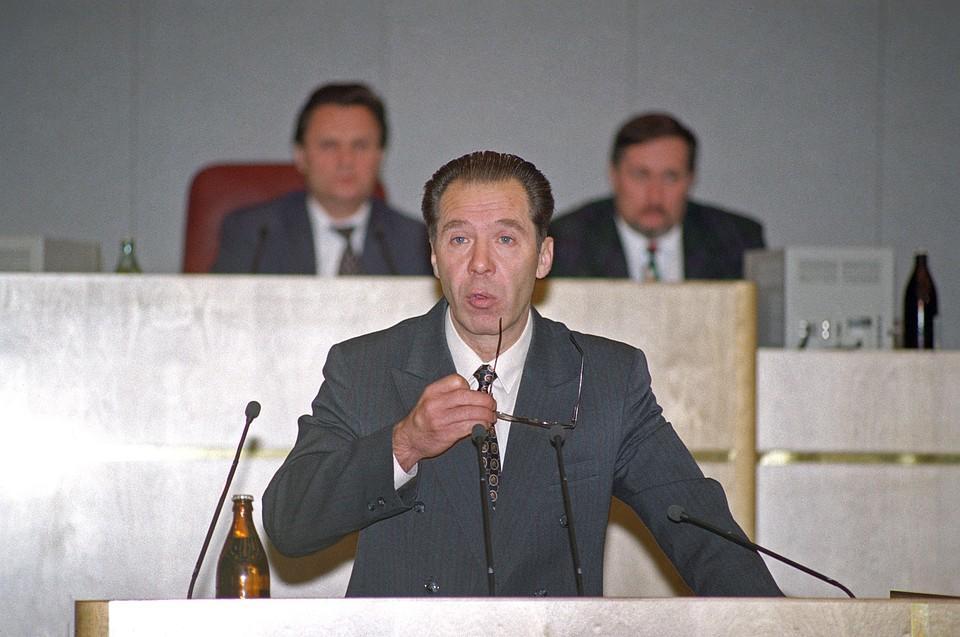 Умер экс-глава МВД России