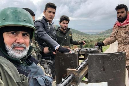 Afrin döyüşlərinin canlı şahidi: Savaş bitməyib - Foto