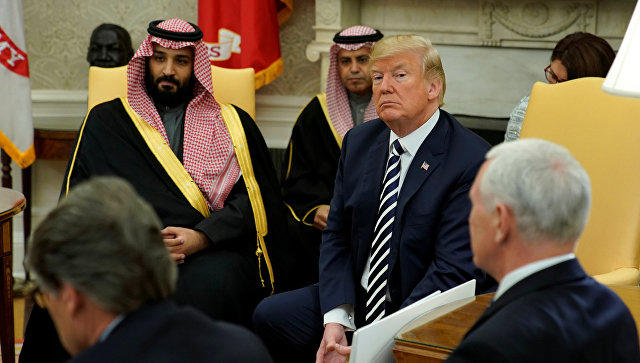 Трамп и саудовский принц обсудили Йемен