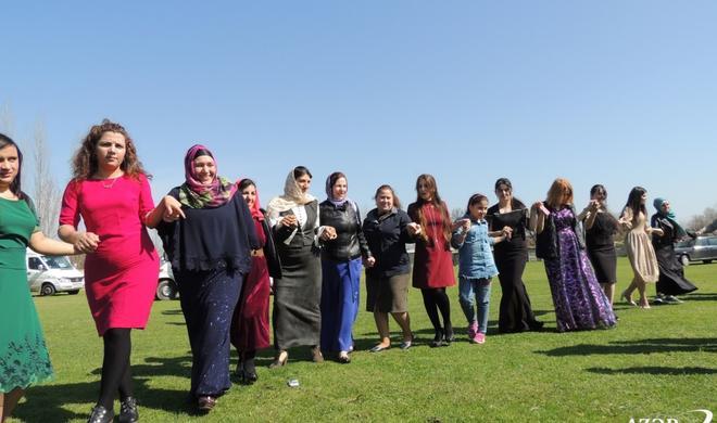 Istanbul marks Nevruz with colorful festivities