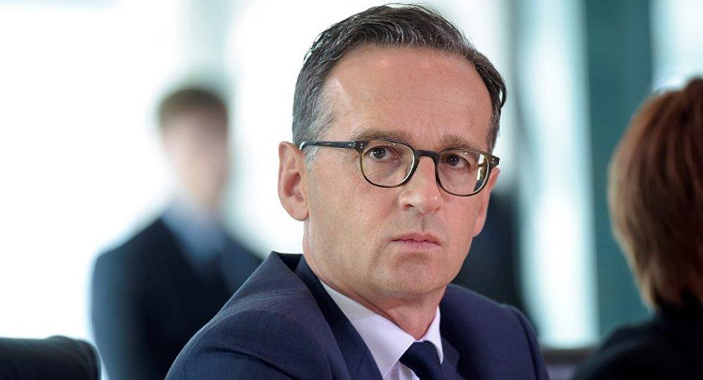 Heiko Maas is coming to Russia