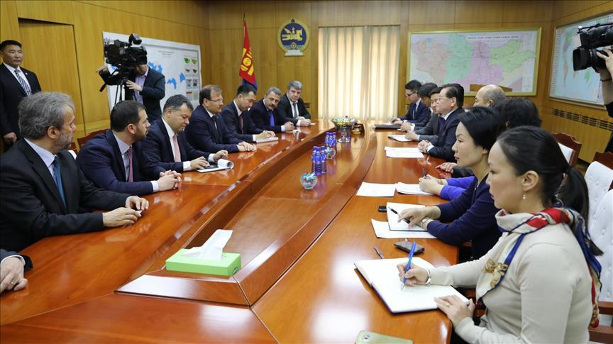 Турция убедила Монголию в отношении FETÖ