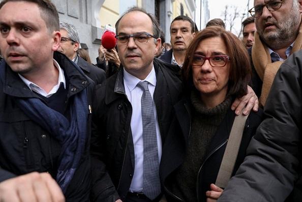 Kataloniyada daha 5 dövlət rəsmisi həbs edildi