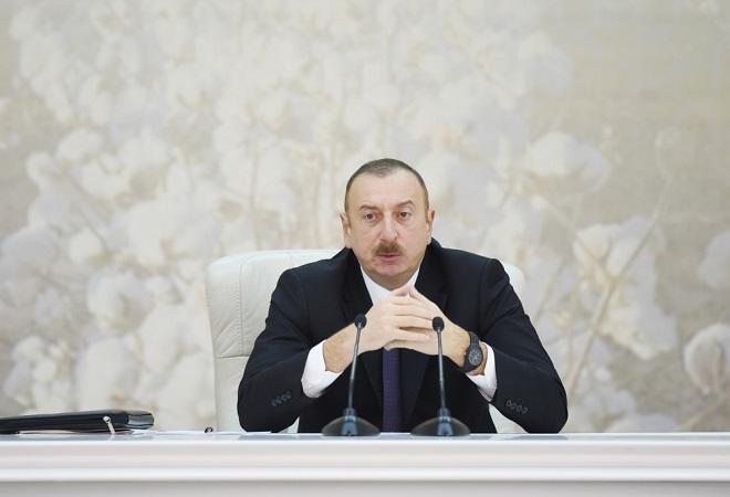 Sergio Mattarella congratulates Ilham Aliyev