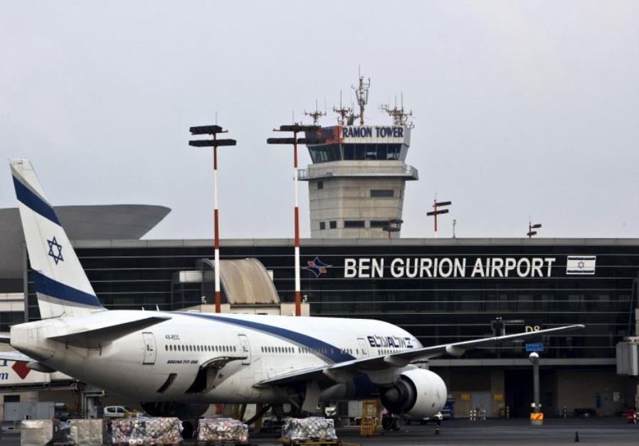 Several airlines have cancelled flights to Israel