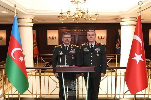 Военный союз между Баку и Анкарой обрастает плотью