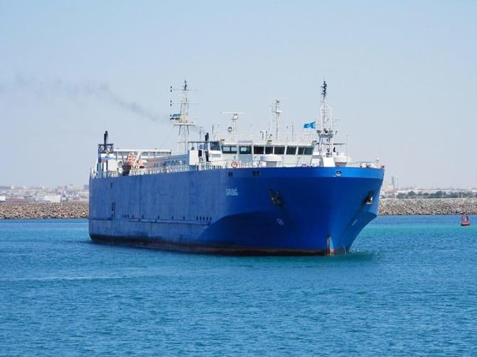 Küləkli havaya görə gəmilərin təhlükəsizliyi gücləndirildi
