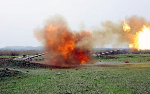 Ответ Баку на информацию об обстреле армянского села