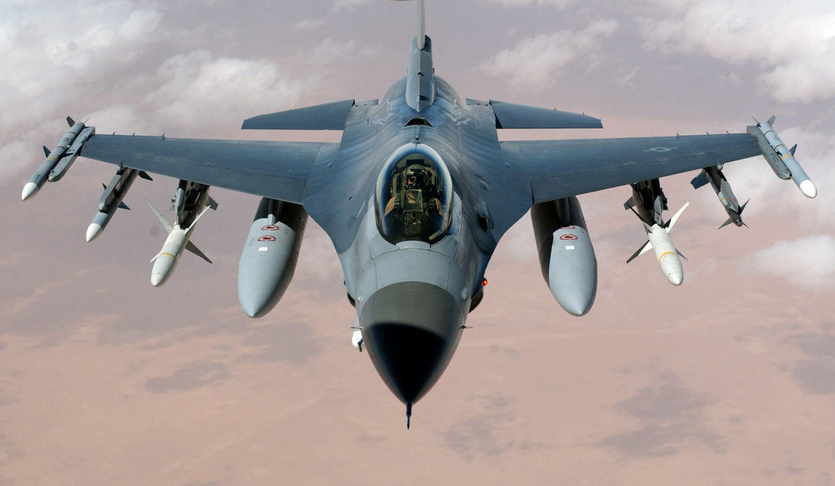 ABŞ bu ölkəyə 2.4 milyardlıq F-16 satır