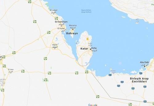 سعودییه قطری آدایا چئویریر – تندر باشلاییر