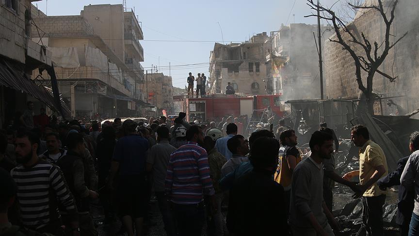 Германия отправит Сирии гумпомощь на €1 млрд