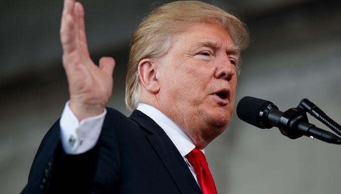 Трамп назвал себя националистом