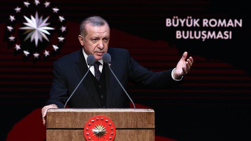 اردوغاندان سرت آچیقلاما: هوجوملارین مقصدی... - ویدئو