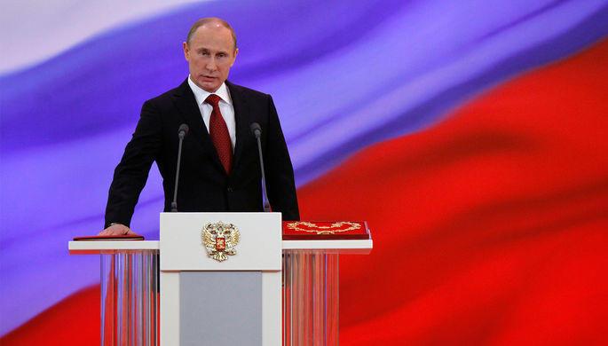 В Германии заподозрили Путина в «смене курса»