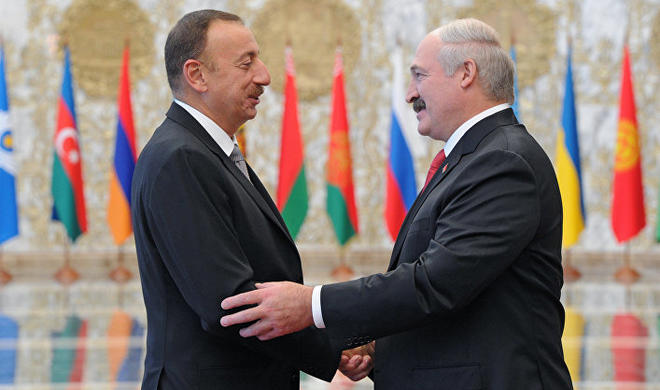 Lukaşenko Əliyevə o sözü təsadüfən demədi... - Politoloq