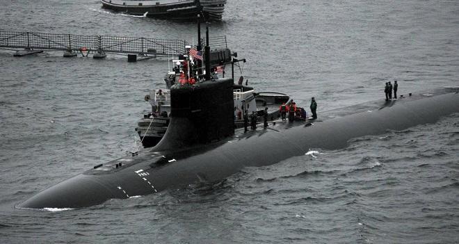 """ABŞ donanması ruslarla necə """"oynayıb?"""" – Gərgin anlar"""