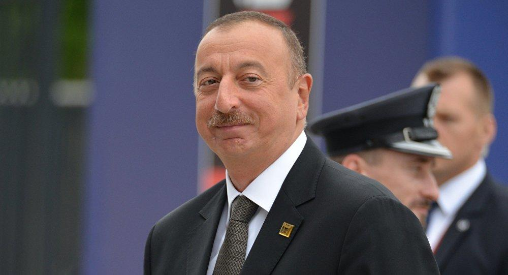 The President congratulated the people of Azerbaijan
