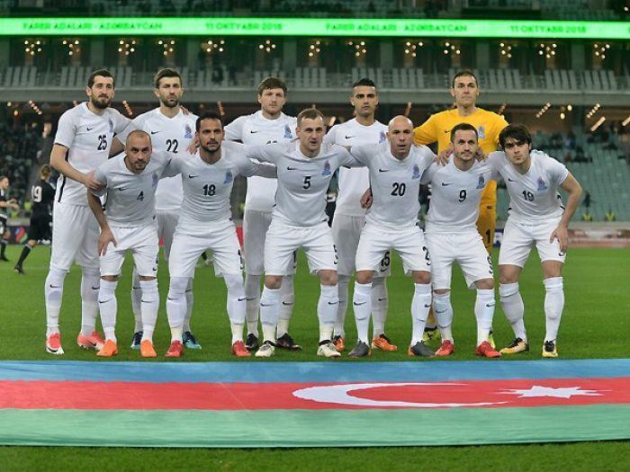 Azərbaycan - Xorvatiya matçı başladı