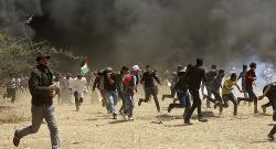Israeli jets attack targets in Gaza