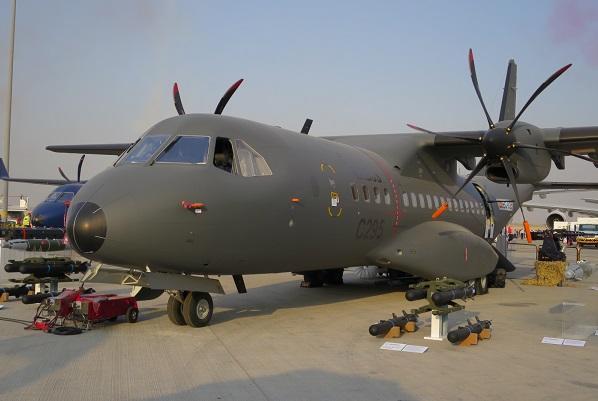 Самолет ВВС США совершил аварийную посадку