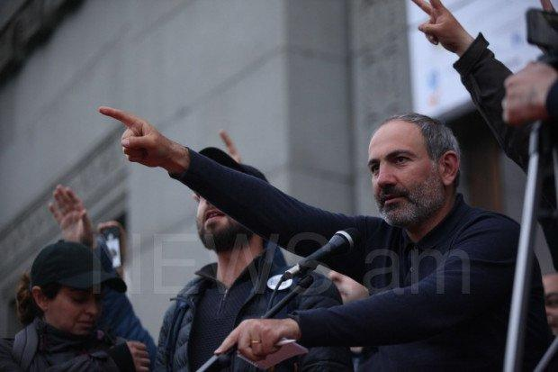 Pashinyan at the rally: Unbelievable crowd -