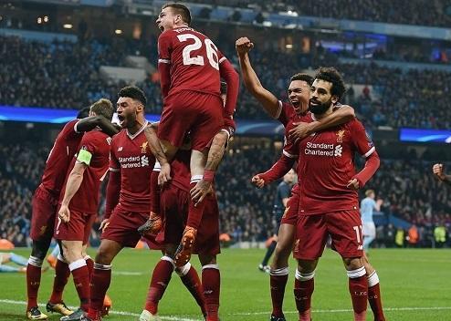 """""""Ливерпуль"""" и """"Наполи"""" вышли в плей-офф Лиги чемпионов"""