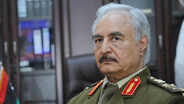 Хафтар объявил о начале решающего сражения в Триполи
