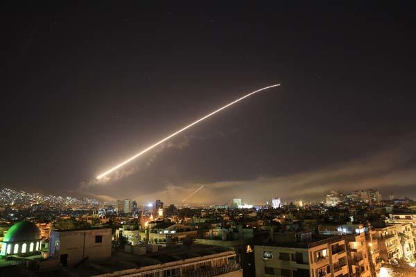 Syria to repel Israeli attacks under any pretext