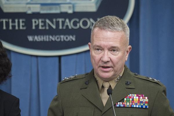 İran körfəzdən geri çəkildi, amma... – ABŞ komandanı