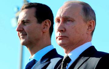 Путин пообещал Асаду вместе бороться с террором