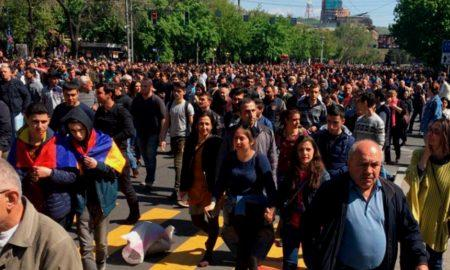 Sərkisyan üçün son gün elan edildi: polis həbslərə başladı -