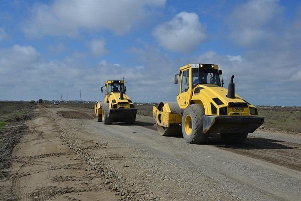 Дорога Демирчи-Лагич закрыта для движения автотранспорта