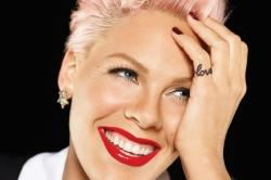 Pink названа самой красивой в мире