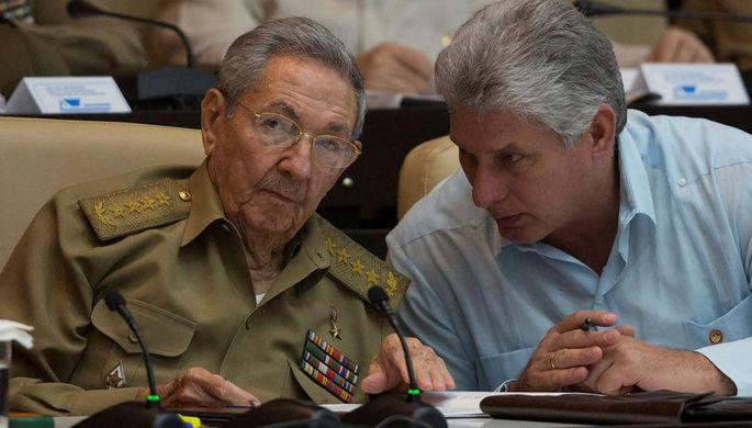 Cuba's new president named