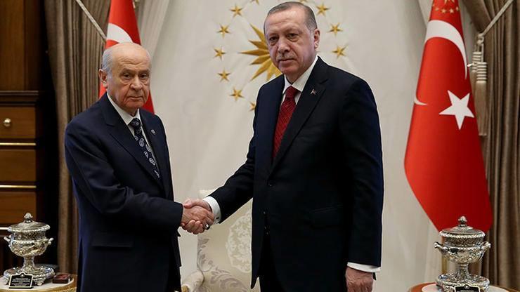 """Baxçalı """"AKP ilə ittifaq bitdi"""" dedi - Ərdoğandan cavab"""