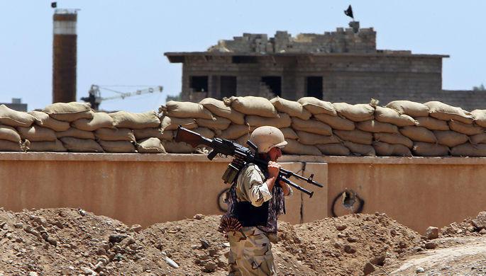 ВВС Ирака нанесли удары по ИГ в Сирии