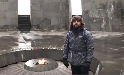 تورک گنج ایرواندا ارمنیلری حیرته سالدی – ویدئو