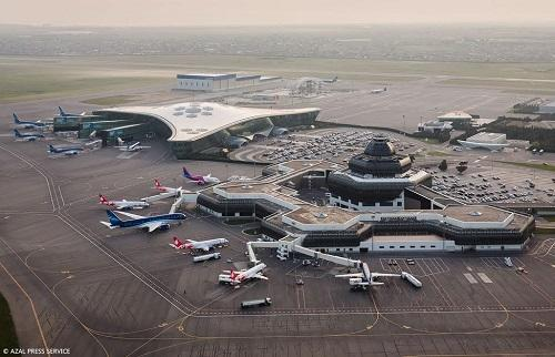 Baku Airport - world's first to switch to cloud technologies